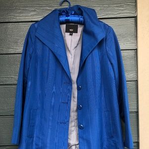 Mossimo Women's Belted 3/4 Coat XXL